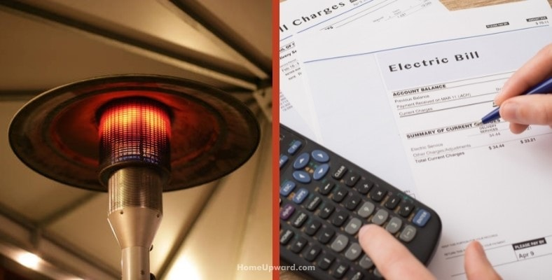 are heat lights expensive to run