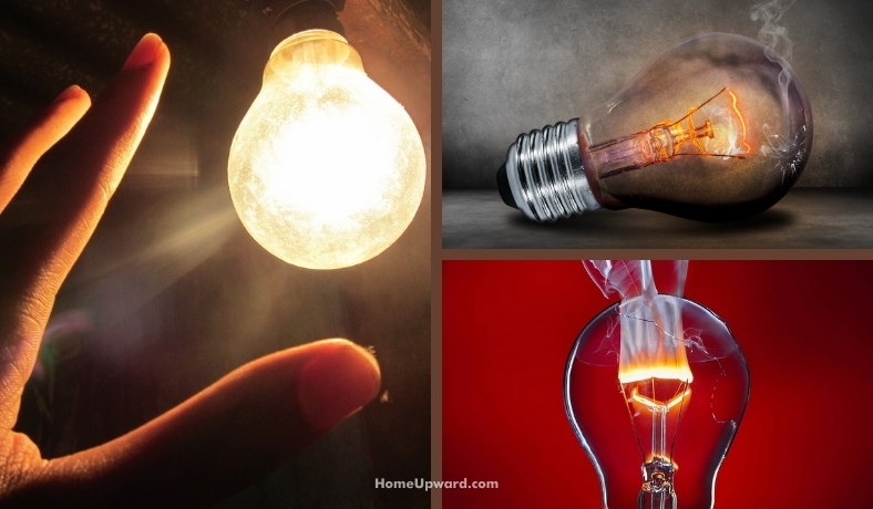 are hot light bulbs dangerous featured image