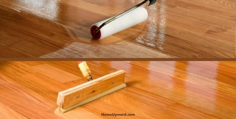 can polyurethane floors be recoated