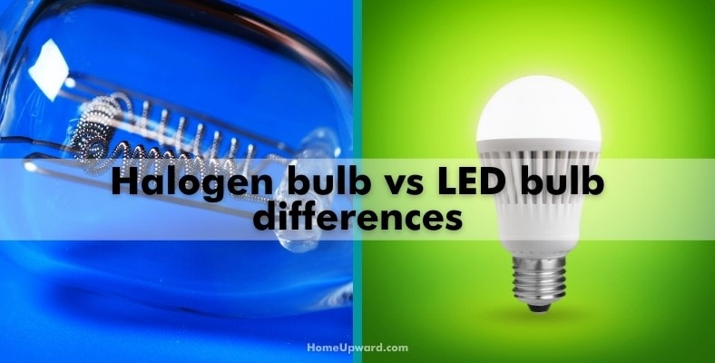 halogen bulb vs led bulb differences