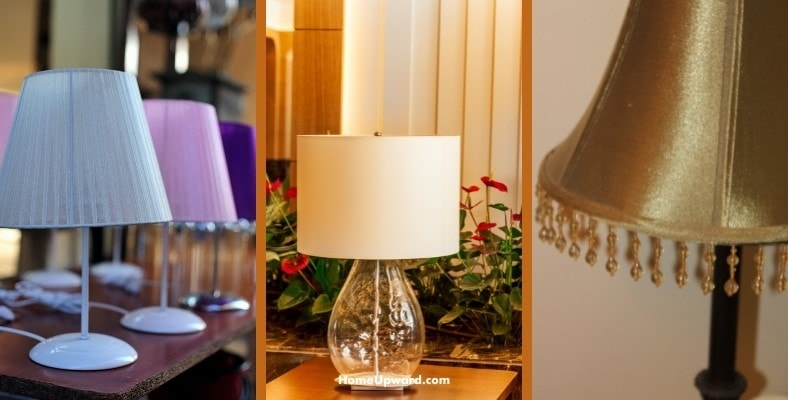 how do you pick a lampshade color
