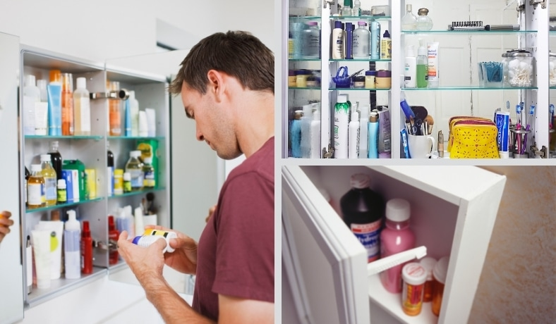 how long does it take to install a recessed medicine cabinet featured image