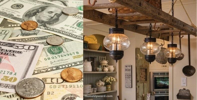 how much do rustic pendant lighting fixtures cost