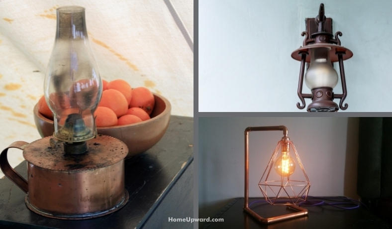 how to clean a copper lamp featured image