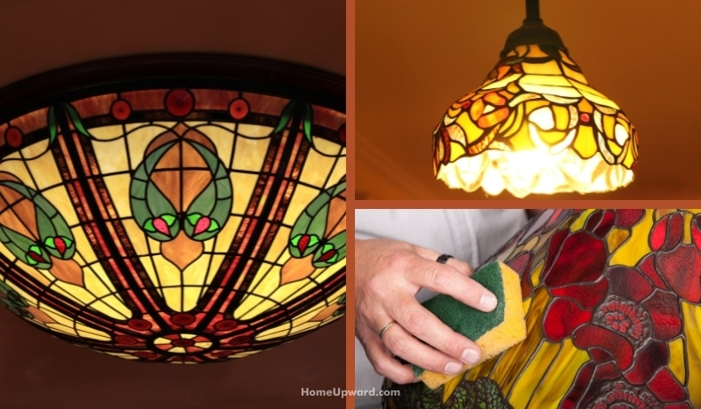 how to clean a tiffany lamp featured image