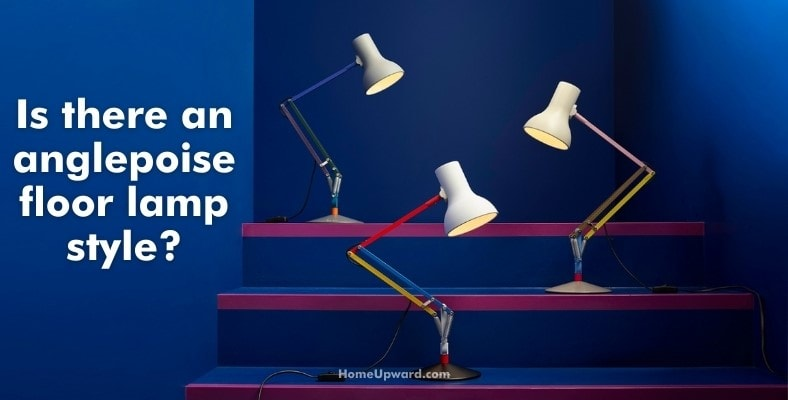 is there an anglepoise floor lamp style