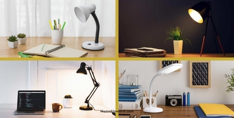 what are the features of a good desk lamp