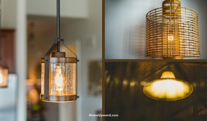 what is a rustic pendant light featured image