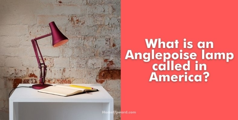 what is an anglepoise lamp called in america