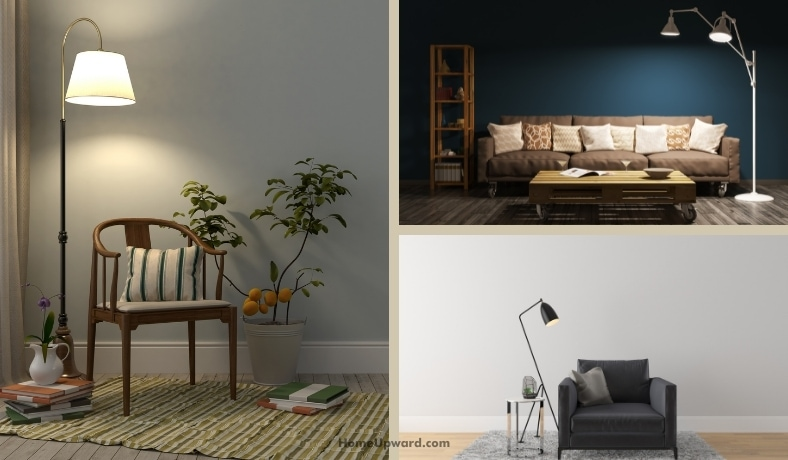 what type of floor lamp gives the most light featured image
